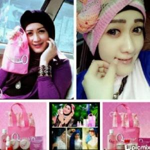 Cream Qweena Asli